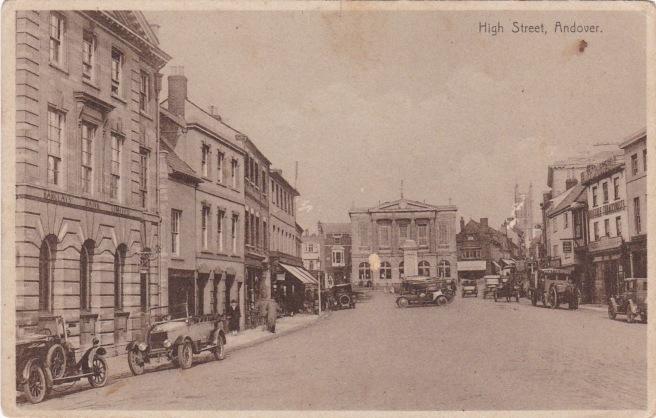 Andove High street